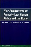 New Perspectives on Property Law (eBook, ePUB)