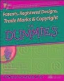 Patents, Registered Designs, Trade Marks and Copyright For Dummies (eBook, ePUB)