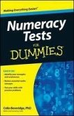 Numeracy Tests For Dummies (eBook, ePUB)
