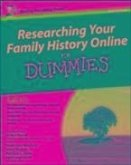 Researching Your Family History Online For Dummies, 2nd UK Edition (eBook, PDF)