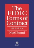 The FIDIC Forms of Contract (eBook, ePUB)
