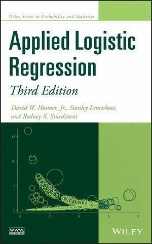Applied Logistic Regression Hosmer Lemeshow Pdf