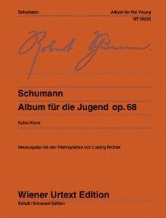 Album für die Jugend op.68, Klavier