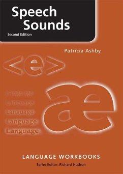 Speech Sounds (eBook, PDF) - Ashby, Patricia