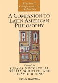 A Companion to Latin American Philosophy (eBook, ePUB)