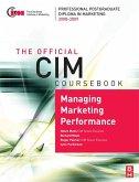 CIM Coursebook 08/09 Managing Marketing Performance (eBook, ePUB)