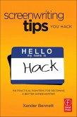 Screenwriting Tips, You Hack (eBook, PDF)