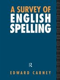 A Survey of English Spelling (eBook, PDF)