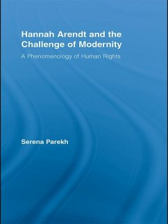 Hannah Arendt and the Challenge of Modernity (eBook, ePUB)