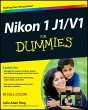 Nikon 1 J1/V1 For Dummies (eBook, PDF)