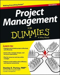 Project Management For Dummies (eBook, ePUB) - Portny, Stanley E.
