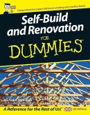 Self Build and Renovation For Dummies (eBook, PDF)