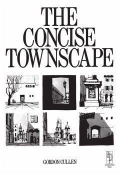 Concise Townscape (eBook, ePUB) - Cullen, Gordon