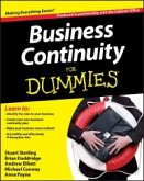 Business Continuity For Dummies (eBook, PDF)