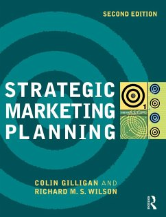 Strategic Marketing Planning (eBook, PDF) - Wilson, Richard M. S.