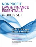 Nonprofit Law & Finance Essentials e-book set (eBook, ePUB)