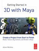 Getting Started in 3D with Maya (eBook, PDF)