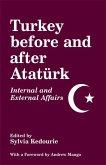 Turkey Before and After Ataturk (eBook, ePUB)