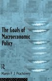 The Goals of Macroeconomic Policy (eBook, PDF)