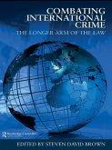 Combating International Crime (eBook, ePUB)