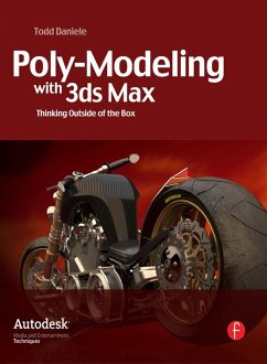 Poly-Modeling with 3ds Max (eBook, PDF) - Daniele, Todd