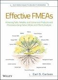 Effective FMEAs (eBook, ePUB)