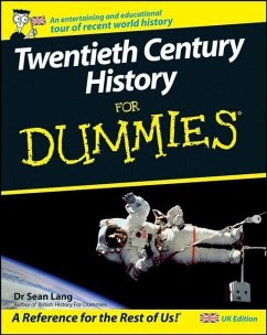 Twentieth Century History For Dummies (eBook, ePUB) - Lang, Seán