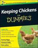 Keeping Chickens For Dummies, UK Edition (eBook, ePUB)
