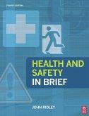 Health and Safety in Brief (eBook, ePUB)