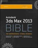 Autodesk 3ds Max 2013 Bible (eBook, PDF)