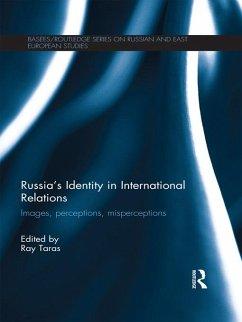 Russia's Identity in International Relations (eBook, PDF)