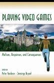 Playing Video Games (eBook, ePUB)
