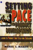 Setting the PACE in Product Development (eBook, ePUB)