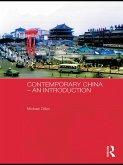 Contemporary China - An Introduction (eBook, ePUB)