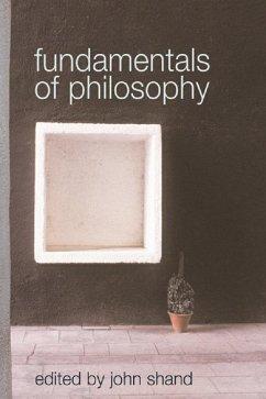 Fundamentals of Philosophy (eBook, ePUB)