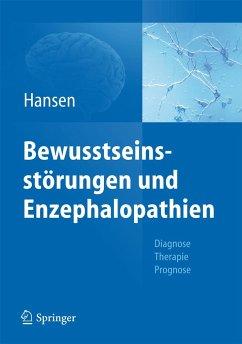 Bewusstseinsstörungen und Enzephalopathien
