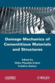 Damage Mechanics of Cementitious Materials and Structures (eBook, ePUB)