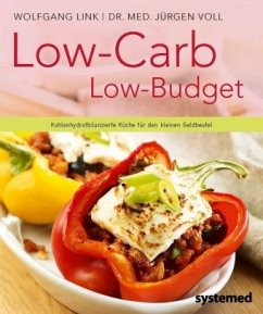 Low-Carb - Low Budget. - Link, Wolfgang; Voll, Jürgen