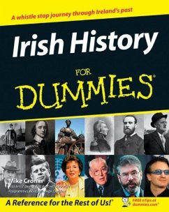 Irish History For Dummies (eBook, ePUB) - Cronin, Mike