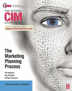 CIM Coursebook: The Marketing Planning Process (eBook, ePUB) - Donnelly, Ray; Harrison, Graham