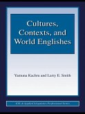Cultures, Contexts, and World Englishes (eBook, ePUB)