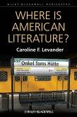 Where is American Literature? (eBook, PDF)