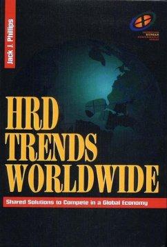 HRD Trends Worldwide (eBook, PDF) - Phillips, Jack J.