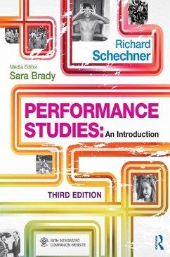 Performance Studies (eBook, ePUB)