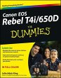 Canon EOS Rebel T4i/650D For Dummies (eBook, ePUB)