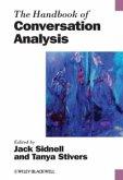 Handbook of Conversation Analysis (eBook, PDF)
