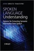 Spoken Language Understanding (eBook, PDF)