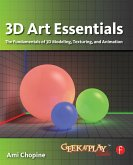 3D Art Essentials (eBook, PDF)