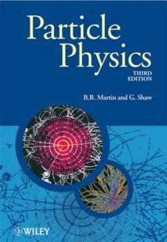 Particle Physics (eBook, ePUB) - Shaw, Graham; Martin, Brian R.