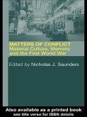 Matters of Conflict (eBook, ePUB)